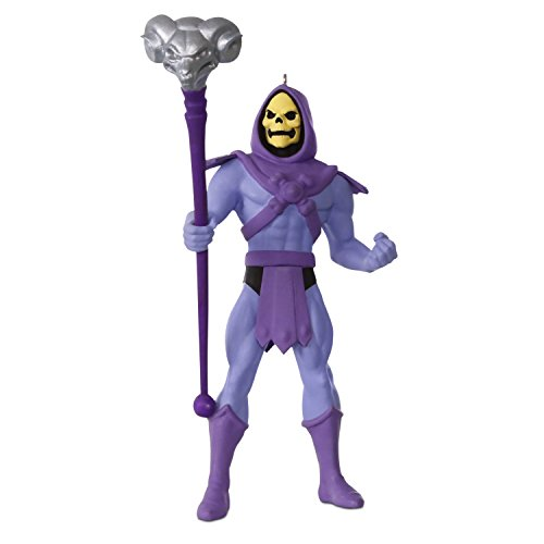 Hallmark Keepsake 2017 He-Man and the Masters of the Universe Skeletor Christmas Ornament
