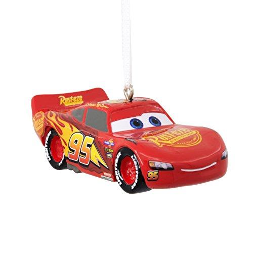 Hallmark Disney/Pixar Cars Lightning McQueen Christmas Ornament