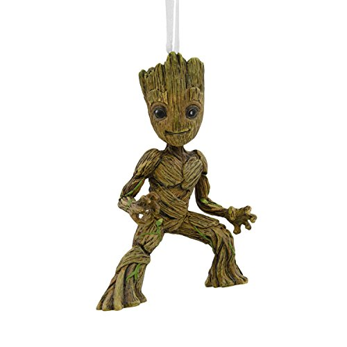 Hallmark Marvel Guardians of the Galaxy Little Groot Christmas Ornament