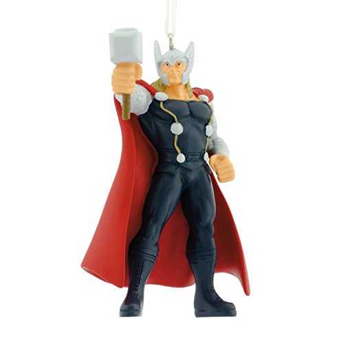 Hallmark Marvel Classic Thor Christmas Ornament