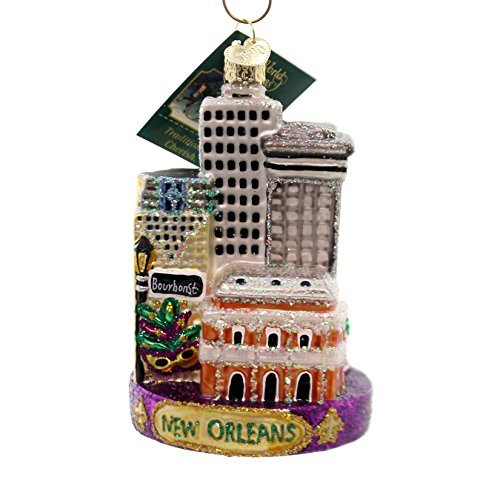 Old World Christmas New Orleans, 4.25″