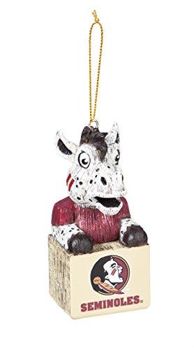 Team Sports America Florida State Team Mascot Ornament