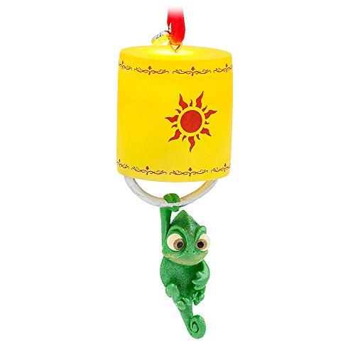 Disney Pascal Light-Up Sketchbook Ornament