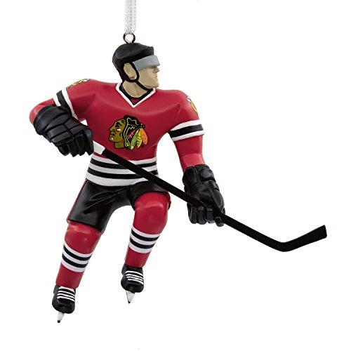 Hallmark NHL Chicago Blackhawks Christmas Ornament