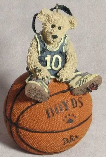 "Boyds Bears & Friends – ""Larry"" … ""Nuthin' But Net"" – Style # 25706"