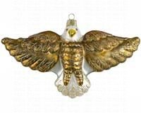Cobane Studio LLC Eagle Ornament
