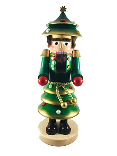 Steinbach Nutcrackers BIG Christmas Tree 18 Inches Tall Kurt Adler Brand New Hand Made in Germany