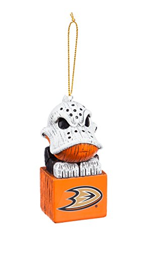 Team Sports America Anaheim Ducks Team Mascot Ornament