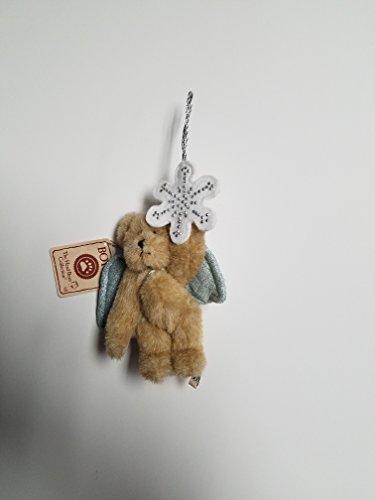 Boyds Bears Plush Angel Bear Ornament
