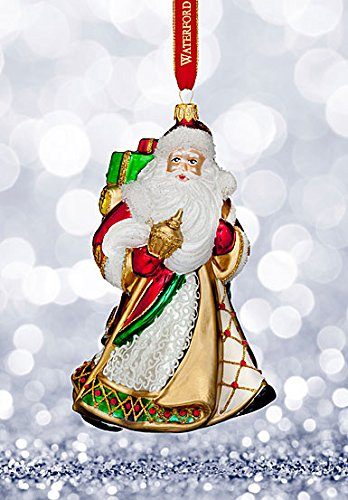 Waterford Nostalgic Miraculous Santa Ornament