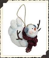 Boyds Collection Tobie B. Sleddin' Ornament #25053