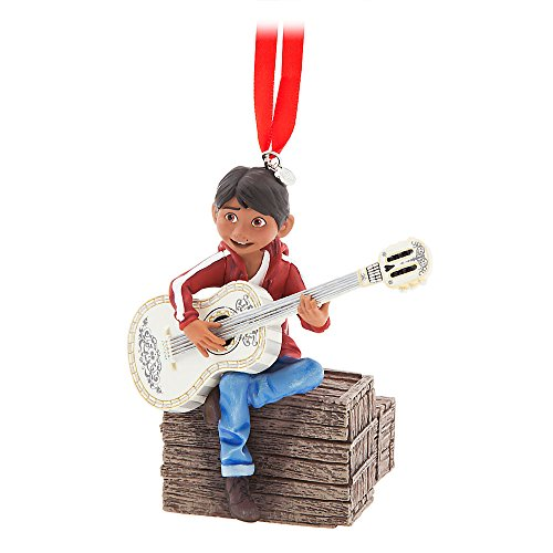 Disney Miguel Singing Sketchbook Ornament – Coco