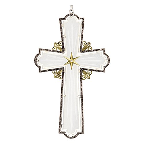"Hallmark Keepsake ""Radiant Cross"" Christmas Ornament"