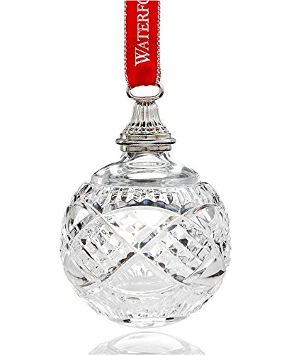 Waterford 2016 Annual Crystal Ball Ornament