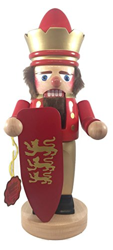 Steinbach Nutcrackers Chubby King 12 Inches Tall Kurt Adler Brand New Hand Made in Germany