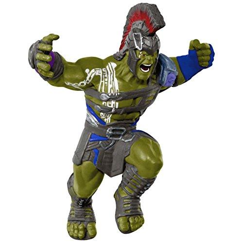 Hallmark Keepsake 2017 Thor: Ragnarok Hulk Christmas Ornament