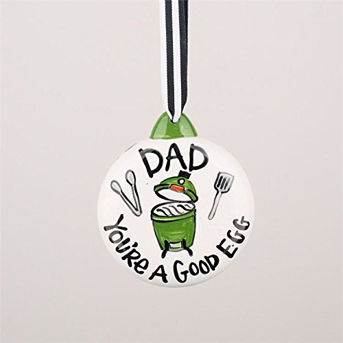 Ornament-Dad You're A Good Egg