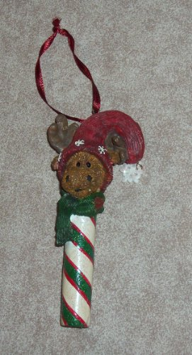 Monty Dandycane ~ Boyds Bears & Friends ~ Ornament