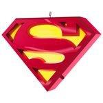 Hallmark Keepsake 2017 SUPERMAN A Symbol of Hope Musical Christmas Ornament With Light