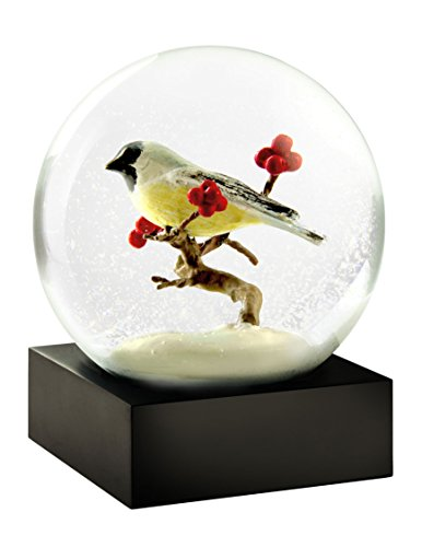 Chickadee Bird Snow Globe by CoolSnowGlobes®
