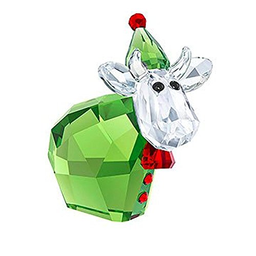 Swarovski Santa's Helper Mo, Limited Figurine