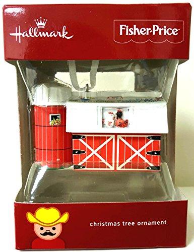 Hallmark Fisher-Price Christmas Tree Ornament
