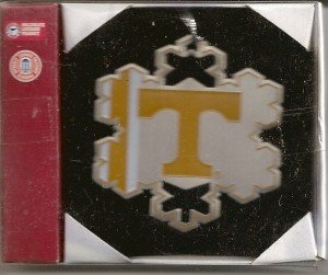 Tennessee Volunteers Snowflake Ornament