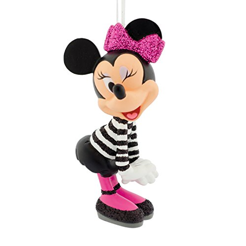 Hallmark Disney Minnie Mouse Sassy Christmas Ornament