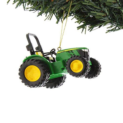John Deere Kurt Adler Ornament Gift Boxed (3-4 inch, Utility Tractor 2.5″)