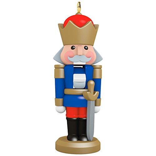 Hallmark Keepsake 2017 Teensy Nutcracker Mini Christmas Ornament