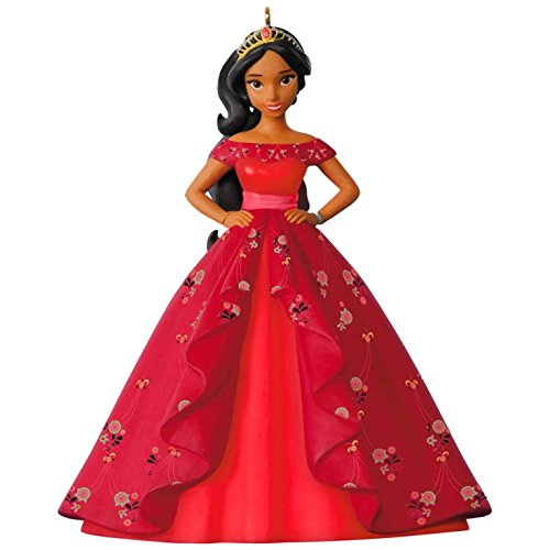 Hallmark Keepsake 2017 Disney Princess Elena of Avalor Christmas Ornament