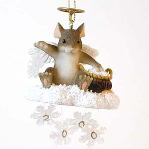 Charming Tails 2000 Snowflakes Ornament