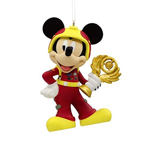 Hallmark Disney Mickey Mouse Mickey's Roadster Racers Christmas Ornament