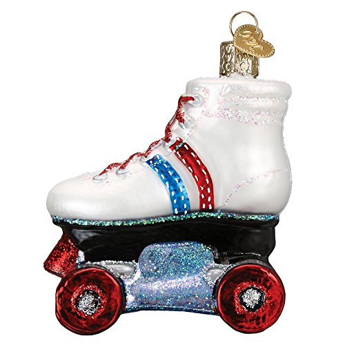 Old World Christmas Roller Skate, 3.5″