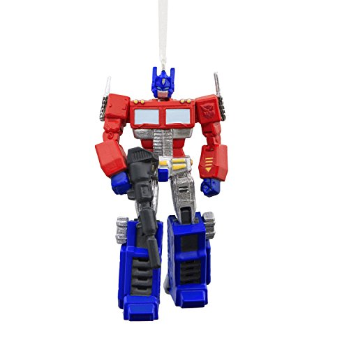 Hallmark Hasbro Transformers Optimus Prime Christmas Ornament