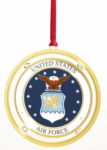 Baldwin Air Force Ornament