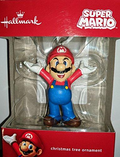 Super Mario Hallmark Christmas Tree Ornament