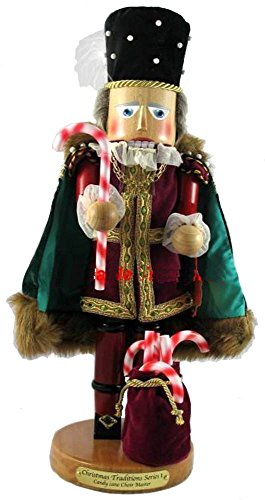 Retired Signed Herr Christian Steinbach *Candy Cane Choir Master* LE Nutcracker 1st in Christmas Traditions Series