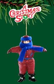 Carlton Heirloom Ornament – A Christmas Story 'Bundled Up Tight' – 2005