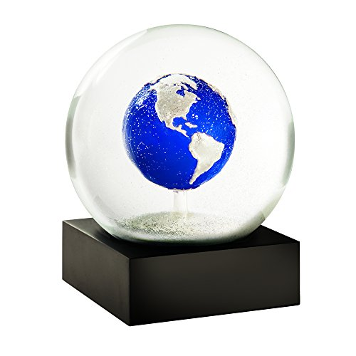 Big Blue Marble Planet Earth Cool Snow Globe by CoolSnowGlobes