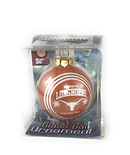 Longhorn Athletic Dept. Christmas Ornament