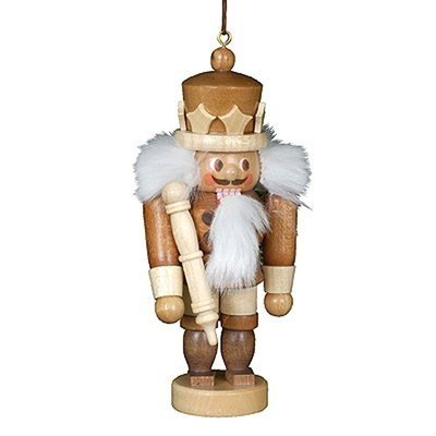 Christian Ulbricht 4.5 in. King Nutcracker Ornament