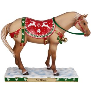 Trail of Painted Ponies Mr. Winter Figurine | 2012