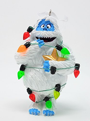 Hallmark 2017 Bumble the Abominable Snow Monster Holiday Ornament