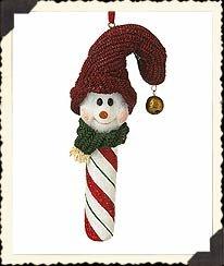 Bluster Dandycane Ornament
