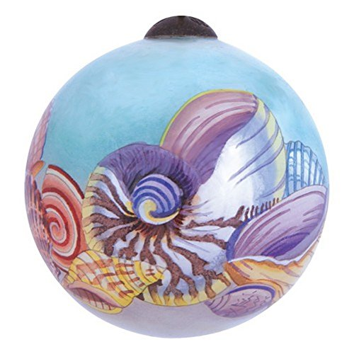 Ne'qwa Art Shells Hanging Ornament