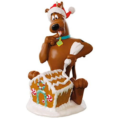 Hallmark Keepsake 2017 SCOOBY-DOO Season's Snackings Christmas Ornament