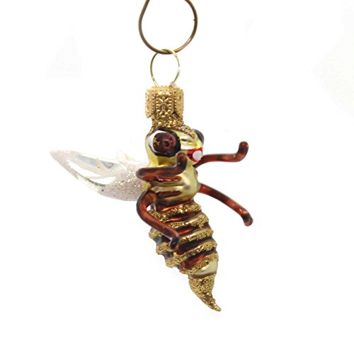 Christina's World BABY BUMBLEBEE Glass Buzzing Sting Min092