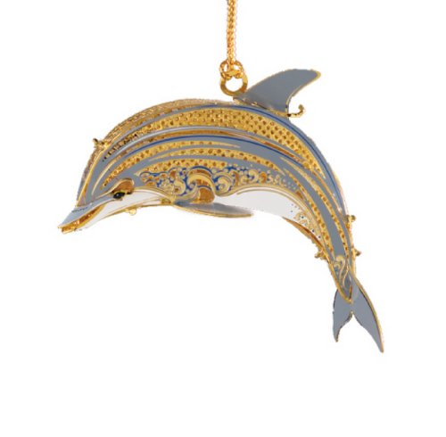Baldwin Dolphin   Ornament