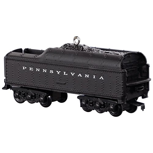 Hallmark Keepsake 2017 LIONEL 2671W Tender Train Car Christmas Ornament